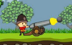 Игра Пушки и солдатики