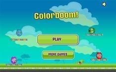 Игра Цветной БУМ