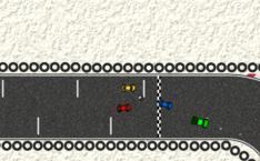 Игра Bandit racer