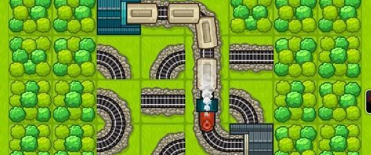 Игра Паника на железной дороге