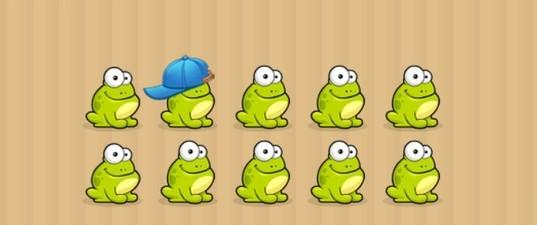 Игра Коснись лягушки