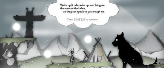 Игра Сказка о Волке