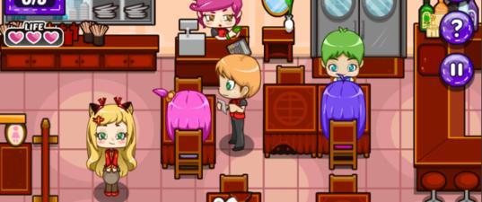 Игра Ресторан Лили