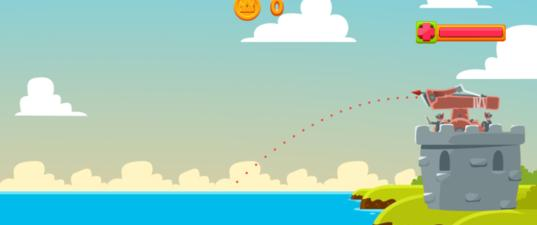 Игра Опасность с моря