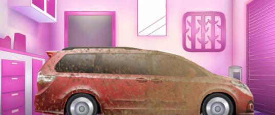 Игра Мойка машины