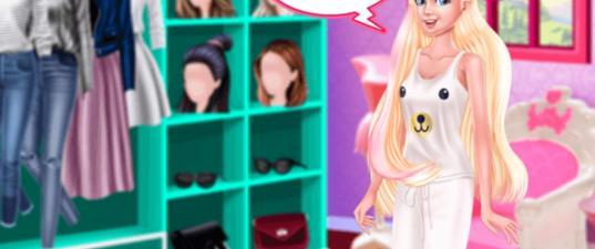 Игра Барби Становится Актрисой