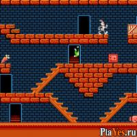 Bugs Bunny Crazy Castle / Сумасшедший дом Багс Банни