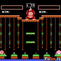 Donkey Kong Jr. Math / Донки Конг младший - математика