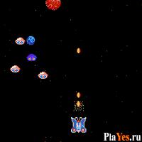 онлайн игра Galactic Crusader / Космический путешественник