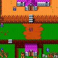 онлайн игра Gargoyle's Quest II - The Demon Darkness / В поисках Горгулий 2 - Демон Тьмы
