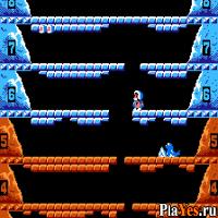 Ice Climber / Ледяной Альпинист