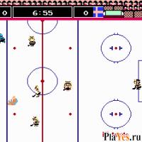 Ice Hockey / Хоккей на льду