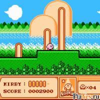 онлайн игра Kirby's Adventure / Приключения Кирби