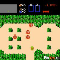 онлайн игра Legend of Zelda / Легенда о Зелда