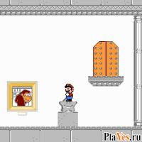 онлайн игра Mario's Time Machine! / Машина времени Марио
