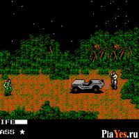онлайн игра Metal Gear / Металлический механизм