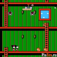 Mickey Mousecapade / Микки Маус и Минни Маус
