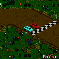 Monster Truck Rally / Монстр трак ралли
