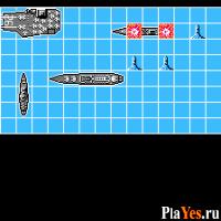 Navy Blue / Морской бой