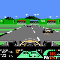 Nigel Mansell's World Championship Challenge / Мировой чемпионат Менселя