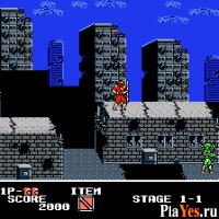 онлайн игра Ninja Crusaders / Ниндзя Крузадер