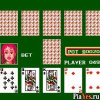 Peek-A-Boo Poker / Покер Пикабу