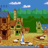 онлайн игра Beauty and the Beast - Belle's Quest / Красавица и Чудовище - Поиски Белл
