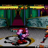 онлайн игра Double Dragon V - The Shadow Falls / Двойной Дракон 5 - Падение Тени