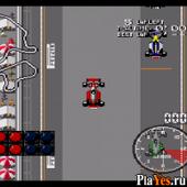 онлайн игра F1 Grand Prix - Nakajima Satoru / Формула 1 Гран При - Накаджима Сатору