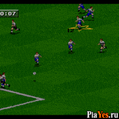 FIFA Soccer 97 Gold Edition / Фифа - Футбол 97 (Золотое Издание)