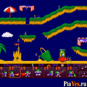Lemmings 2 - The Tribes / Лемминги 2 - Племена