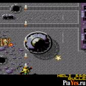 онлайн игра Mega SWIV / Мега СВ-IV