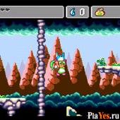 онлайн игра Monster World IV / Мир Монстра 4