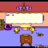 онлайн игра Pac-Man 2 - The New Adventures / Пак-мен 2 - Новые приключения