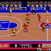 онлайн игра Pat Riley Basketball / Баскетбол Пэта Райли