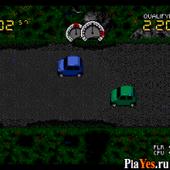 онлайн игра Power Drive / Мощная Езда