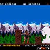 онлайн игра Rastan Saga II / Сага Растана 2