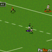 онлайн игра Rugby World Cup 1995 / Регби - Кубок Мира 95