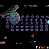 онлайн игра Space Invaders 91 / Космические Захватчики 91