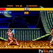 онлайн игра Street Fighter II - Special Champion Edition / Уличный боец 2 - Специальное Чемпионское издание
