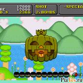 онлайн игра Super Fantasy Zone / Супер Зона Фантазии