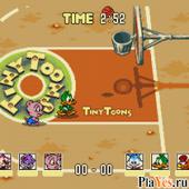 онлайн игра Tiny Toon Adventures - Acme All-Stars / Приключения Тини Туна - Все звезды