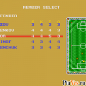 онлайн игра World Championship Soccer / Мировой Чемпионат по Футболу