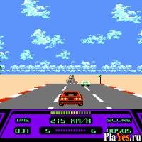 Rad Racer / Радикальный гонщик