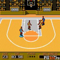 онлайн игра Roundball - 2-on-2 Challenge / Баскетбол в одно кольцо