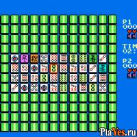 онлайн игра Shisen Mahjong / Маджонг