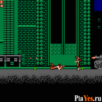онлайн игра Super Contra X / Супер контра х