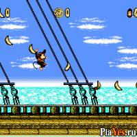 онлайн игра Super Donkey Kong 2 / Супер Донки Конг 2