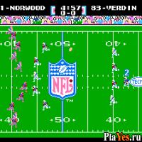 онлайн игра Tecmo Super Bowl / Текмо Супер шар