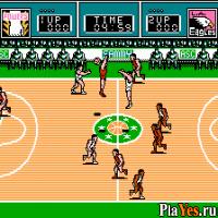 онлайн игра Ultimate Basketball / Ультимат - Баскетбол